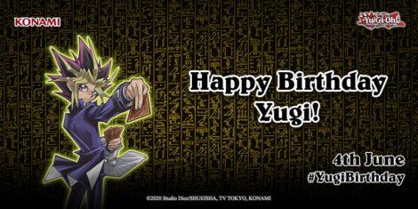 Happy Birthday Yugi Muto!