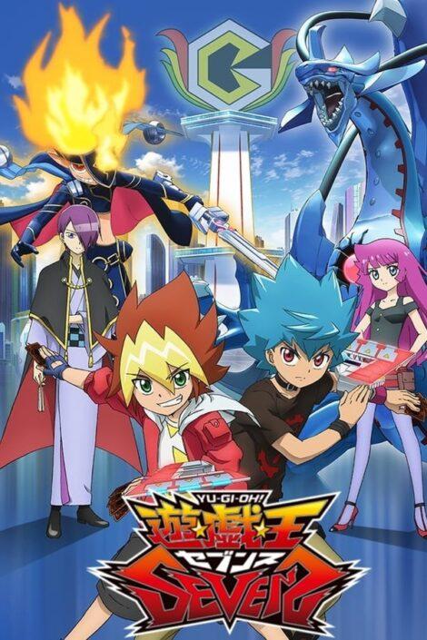 Yu-Gi-Oh! Sevens Anime