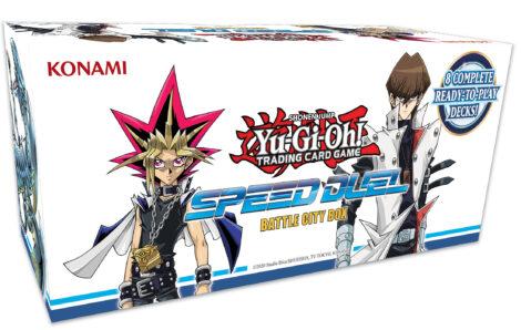 Speed Duel: Battle City Box set BOX ART