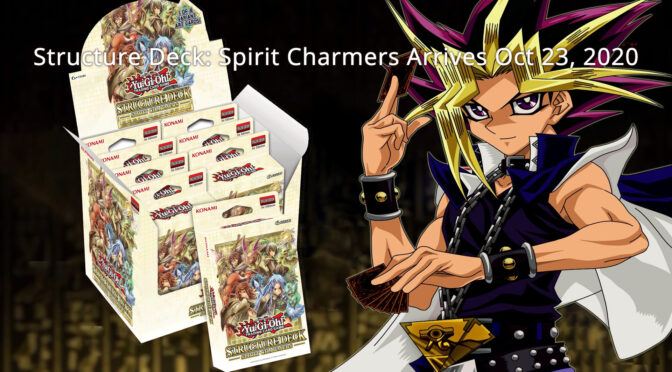 Structure Deck: Spirit Charmers gets Detailed