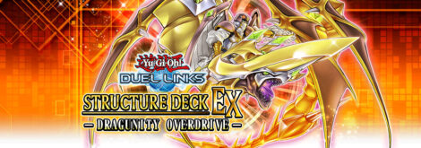 Structure Deck EX: Dragunity Overdrive