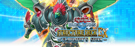Structure Deck EX: Gladiator's Storm