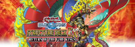 Structure Deck EX: Return of the Fire Kings