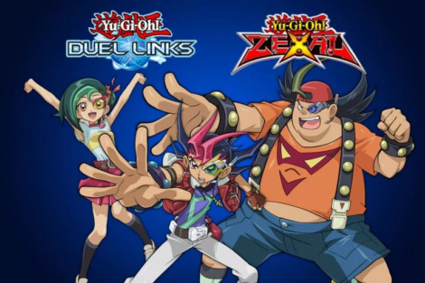 UNLOCK THE OTHER ZEXAL WORLD CHARACTERS