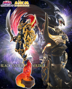 ART WORKS MONSTERS figure series: Black Luster Soldier