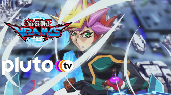 Pluto TV Gets Exclusive Rights to Yu-Gi-Oh! VRAINS Anime Series