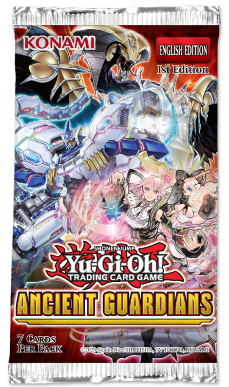 Ancient Guardians booster pack