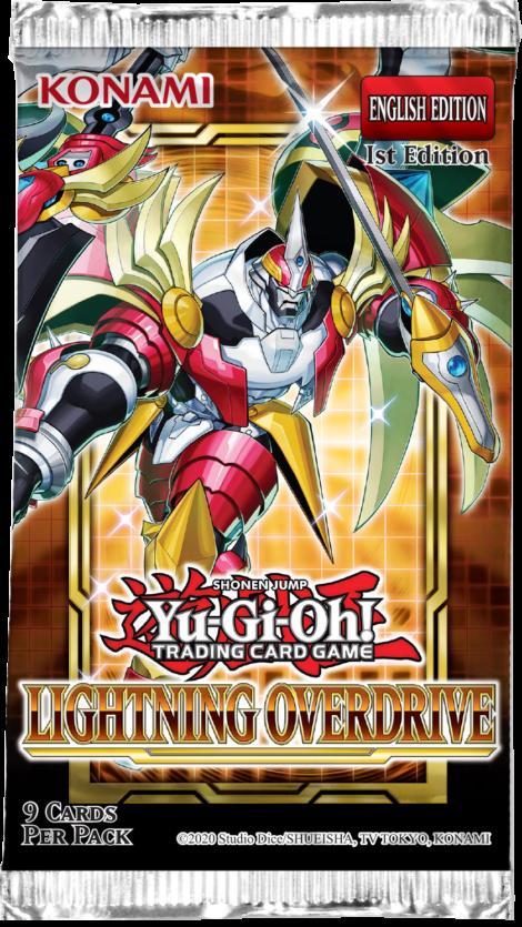 Lightning Overdrive booster pack