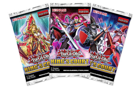 TCG - King's Court booster set
