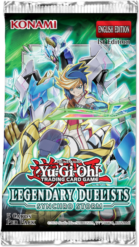 Legendary Duelists: Synchro Storm