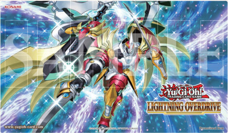 Lightning Overdrive Premiere! Event exclusive Game Mat