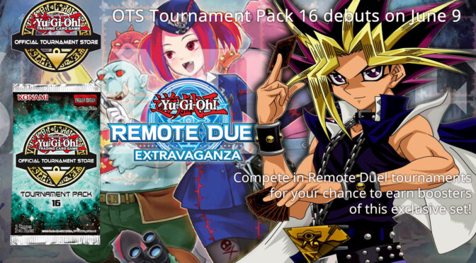 OTS Tournament Pack 16 debuts on June 9