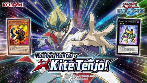 Kite Tenjo in the Number Hunter: Kite Tenjo event (June 2021)