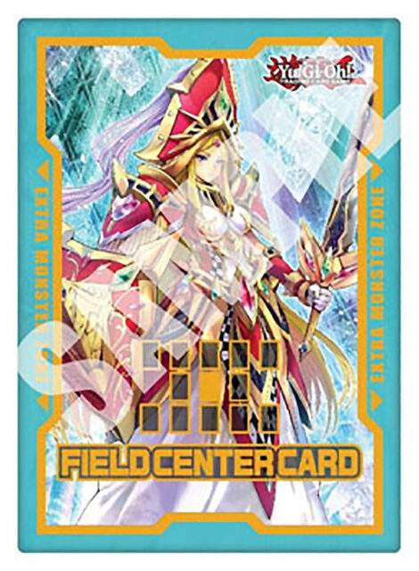 The exclusive Remote Duel Yu-Gi-Oh! Day Game Mat features Arcana Triumph Joker and Joker's Knight