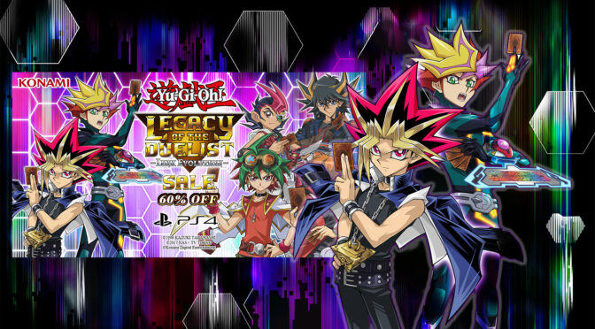 Yu-Gi-Oh! Legacy of the Duelist: Link Evolution on Sale on PS4
