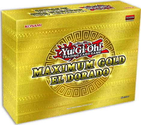 Maximum Gold: El Dorado Box art