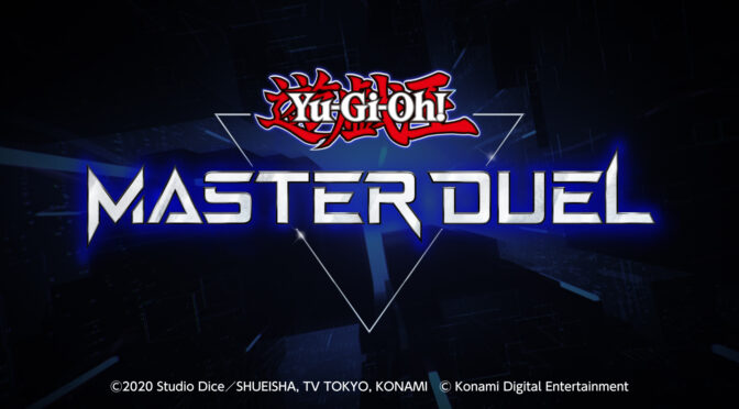 Yu-Gi-Oh Master Duel to be featured at Konami's Gamescom Presentation