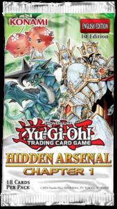 Hidden Arsenal: Chapter 1 Pack