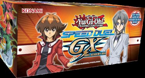 Yu-Gi-Oh! TCG Speed Duel GX: Duel Academy Box