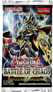 Yu-Gi-Oh! TRADING CARD GAME: Battle of Chaos - PackArt