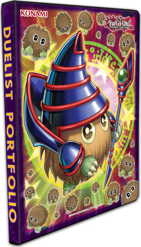 Kuriboh Kollection 9-Pocket Duelist Portfolio